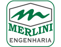 Logo da empresa Merlini Engenharia