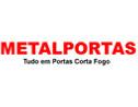 Logo da empresa Metalportas