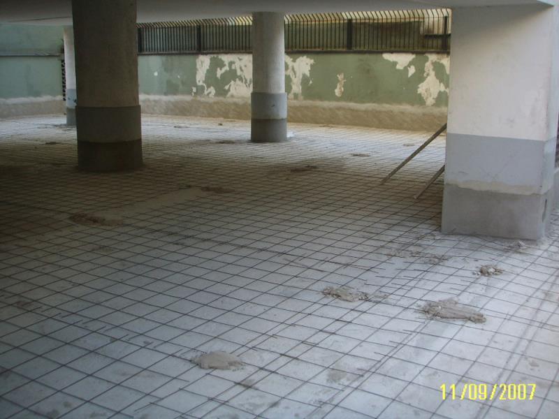 Foto - New Imper Engenharia - CE-Masion-Flaubert-concreto-estacionamento