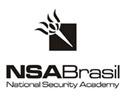 Logo da empresa NSA Brasil