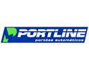 Logo da empresa Portline Portões Automáticos