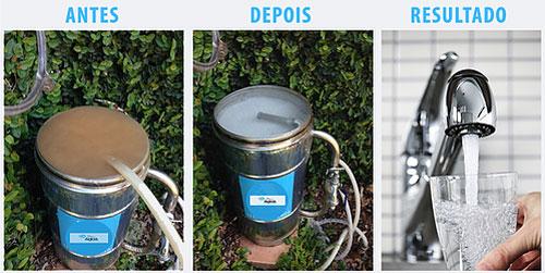Foto - Pró-Água Tecno - Manutenção de Filtro Central