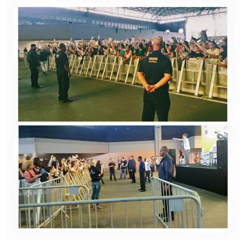 Foto - Serviços de Segurança em Grandes Eventos