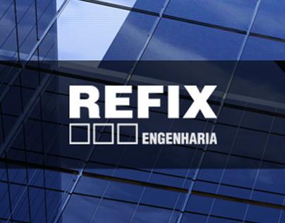 """Foto - """"A Refix Engenharia busca, em cada projeto, construir uma sólida relação com o cliente, empregando tecnologias de ponta e profissionais com alta capacitação técnica, fortalecendo a principal estrutura do nosso negócio: a satisfação do cliente.""""Rafael Nasser e Silva - Diretor Geral"""