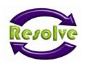 Logo da empresa Resolve