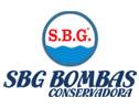 Logo da empresa SBG Bombas