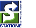 Logo da empresa Statione Estacionamentos