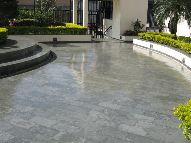 Tratamento piso limpeza de pisos e superf cies - Pavimenti in resina da esterno ...