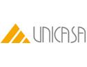 Logo da empresa Unicasa