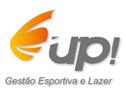 Logo da empresa UP Gestão Esportiva e Lazer