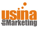 Logo da empresa Usina do Marketing