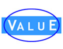 Logo da empresa Value