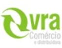 Logo da empresa VRA Comércio e Distribuidora