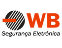 Logo da empresa WB Segurança Eletrônica