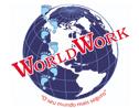 Logo da empresa World Work