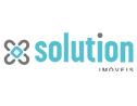 Logo da empresa Solution Imóveis