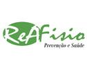 Logo da empresa ReAFisio - Prevenção e Saúde