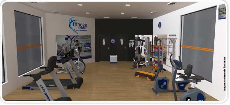 Foto - Fitness Center By Olympikus