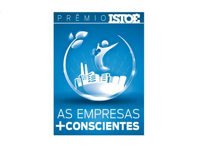 Foto - PRÊMIO ISTOÈ EMPRESAS MAIS CONSCIENTES 2015 – Finalista nas categorias - GOVERNANÇA E MEIO AMBIENTE - EMPRESAS PEQUENAS (até R$ 16 milhões de receita operacional bruta).