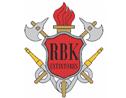 Logo da empresa RBK Extintores