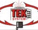 Logo da empresa TEK SYSTEM