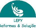Logo da empresa LEPY REFORMAS E SOLUÇÔES