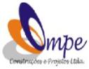 Logo da empresa OMPE CONSTRUÇÕES E PROJETOS LTDA