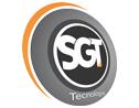 Logo da empresa SGT Segurança Eletrônica e Tecnologia