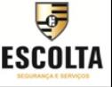Logo da empresa Escolta Segurança