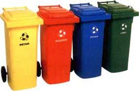 Foto - Produtos para Limpeza - Lixeiras