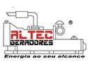 Logo da empresa Altec Geradores