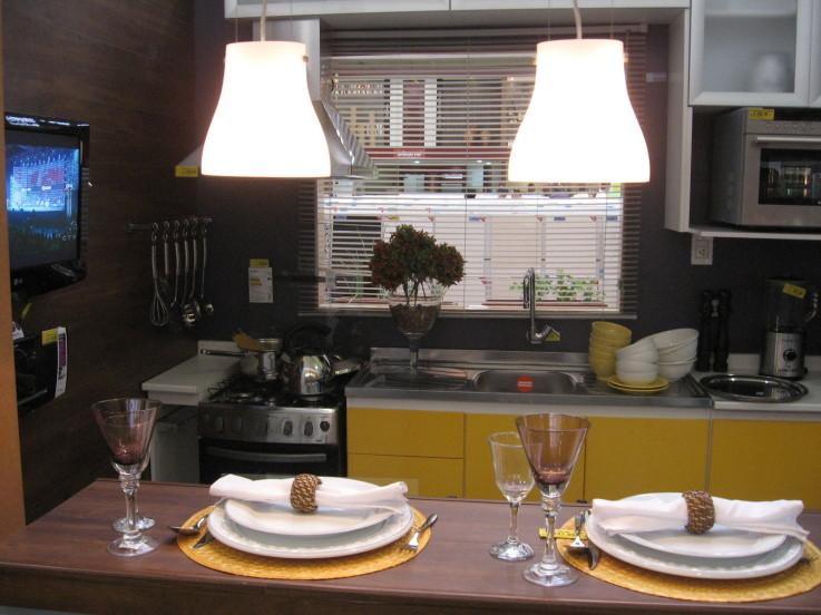 Foto - Cozinha Americana