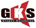 Logo da empresa GKS Grupos Geradores