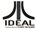 Logo da empresa Ideal Cobranças