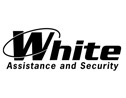 Logo da empresa White Assistance and Security