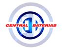 Logo da empresa Central Baterias