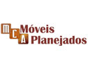 Logo da empresa MCA - Móveis Planejados