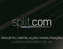 Logo da empresa split.com