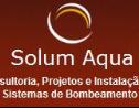 Logo da empresa Solum Aqua Consultoria e Projetos