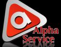 Logo da empresa Alpha Services
