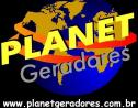 Logo da empresa Planet Geradores