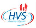 Logo da empresa HVS Corretora de Seguros