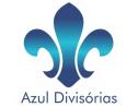 Logo da empresa Azul Divisórias