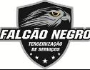Logo da empresa Falcão Negro Tereceirização de Serviços