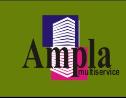 Logo da empresa AMPLA MULTISERVICE