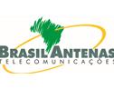 Logo da empresa Brasil Antenas