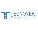Logo da empresa Tecnovert Elevadores