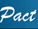 Logo da empresa Pact Administração de Condominios