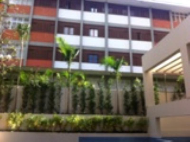 Foto - Implantação de jardim - Condomínio Mansion Saint Honoré
