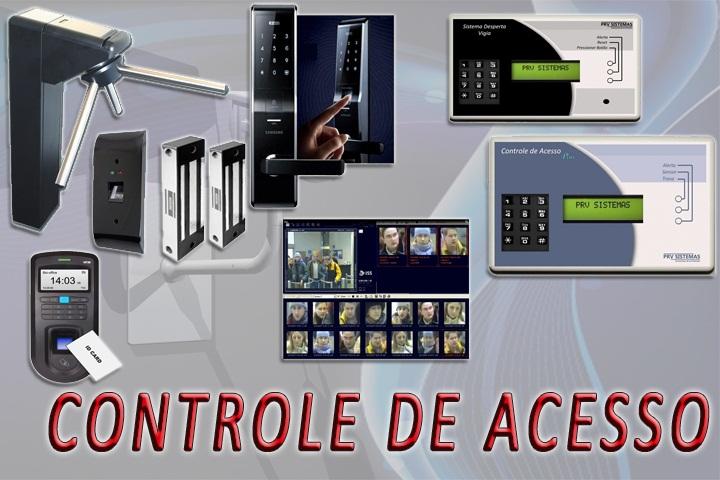 Foto - Controle de Acesso